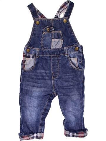 Short jumpsuit boy MATALAN blue 9 months winter #21008_1