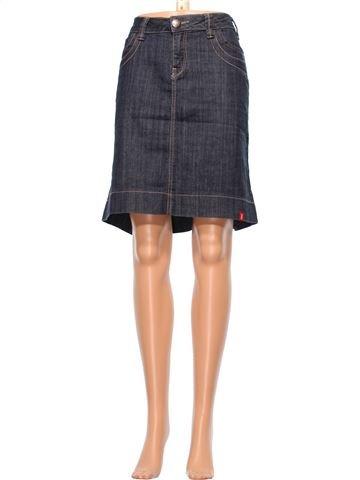 Skirt woman DENIM UK 10 (M) winter #21105_1