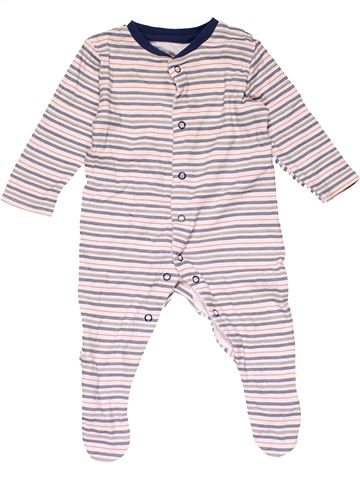 Long jumpsuit boy EARLY DAYS white 6 months winter #21297_1