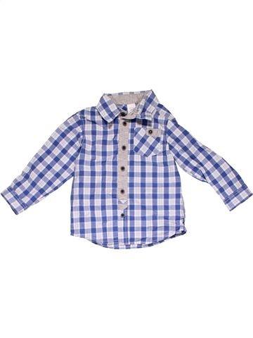 Long sleeve blouse boy BABY CLUB gray 2 years winter #21332_1