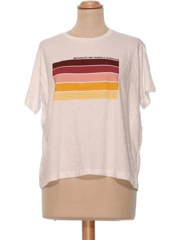 Short Sleeve Top woman PULL&BEAR L summer #21714_1