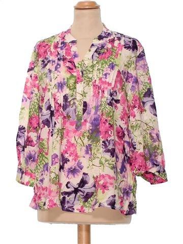 Long Sleeve Top woman DAMART UK 14 (L) summer #21952_1