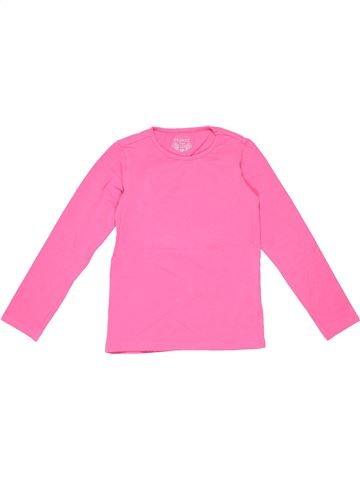 Long sleeve T-shirt girl FRENDZ pink 7 years winter #2201_1