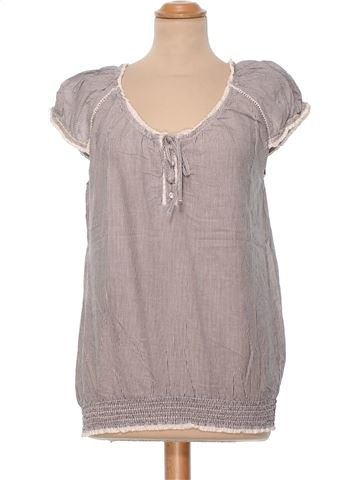 Short Sleeve Top woman COLOURS OF THE WORLD M summer #22341_1