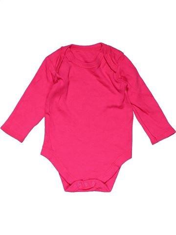 Long jumpsuit girl MATALAN pink 9 months winter #22411_1