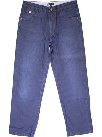 Jeans boy MARKS & SPENCER (AUTOGRAPH) blue 11 years summer #22494_1