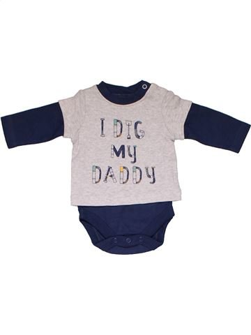 Long jumpsuit boy MOTHERCARE blue 1 month winter #22690_1
