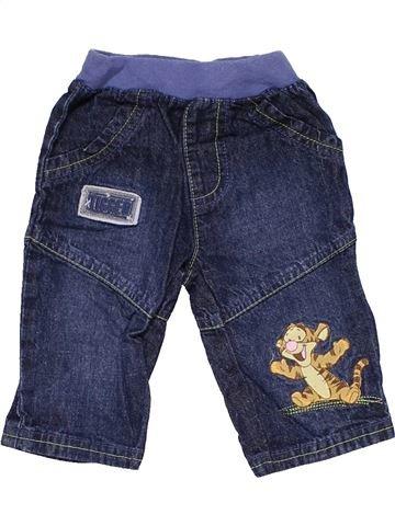 Trouser boy DISNEY blue 6 months summer #22734_1