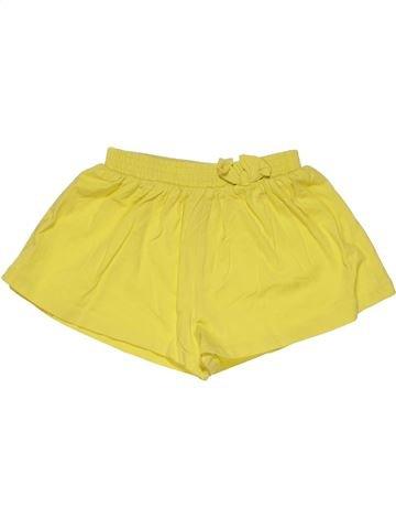 Pant skirt girl TU yellow 2 years summer #22752_1
