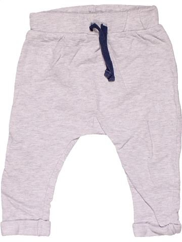 Trouser boy MOTHERCARE white 9 months winter #23056_1