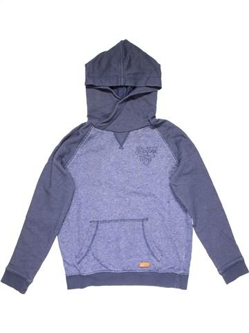 Sweatshirt boy S OLIVER blue 12 years winter #23404_1