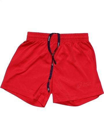 Capri pants boy OASICS red 6 years summer #23470_1