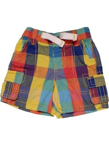 Capri pants boy NUTMEG gray new born summer #23594_1