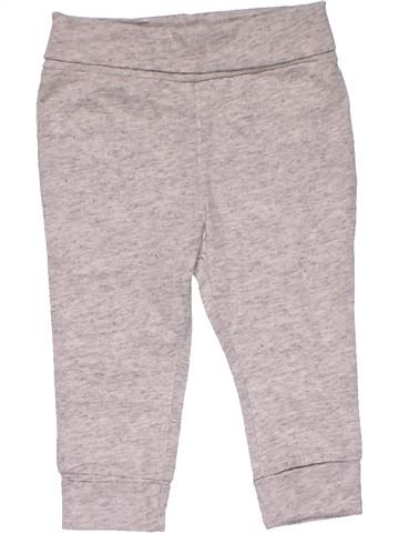 Trouser unisex MOTHERCARE gray 9 months summer #23818_1