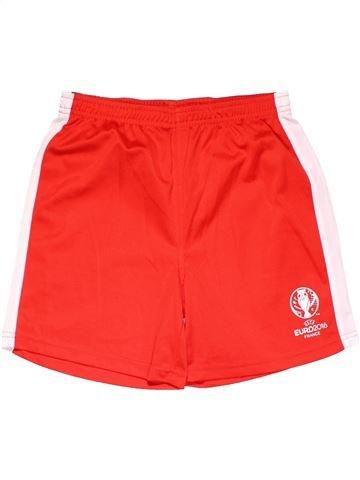 Sports short boy EURO2016 red 12 years summer #23836_1