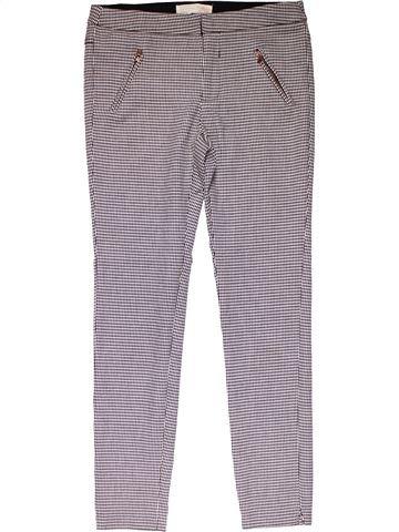 Trouser girl ZARA gray 14 years winter #24142_1