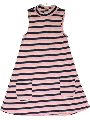 Dress girl RIVER ISLAND pink 10 years winter #24152_1
