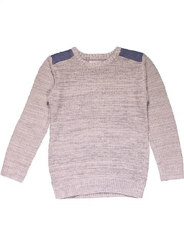 Jumper boy AUTHENTIC pink 11 years winter #24280_1