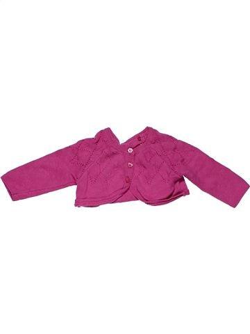 Tank Top girl TU pink 1 month winter #24563_1