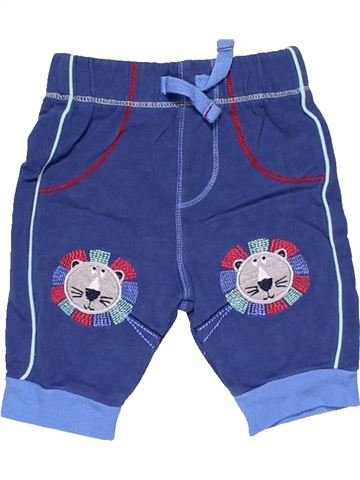 Trouser boy GEORGE blue 1 month winter #25496_1