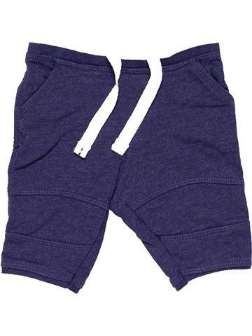 Trouser boy NO BRAND blue 3 months winter #25626_1