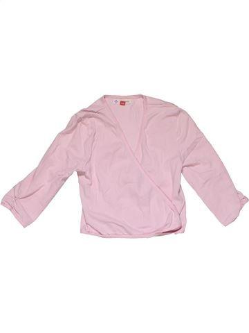 Long sleeve blouse girl JOHN LEWIS pink 5 years winter #25771_1