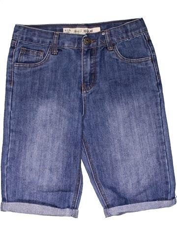 Capri pants boy DENIM CO blue 11 years summer #25949_1