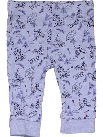 Trouser boy DISNEY BABY gray 6 months winter #25966_1