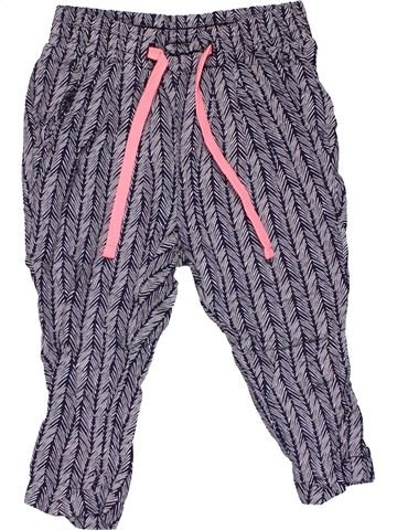 Trouser girl HEMA purple 2 years summer #26276_1