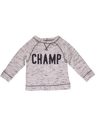 Sweatshirt girl H&M white 4 years winter #26297_1