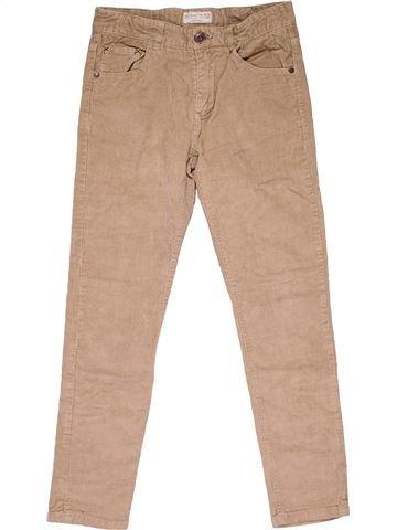 Trouser boy ZARA pink 10 years winter #26339_1