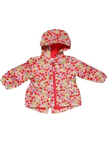 Jacket girl TU pink 6 months winter #26492_1