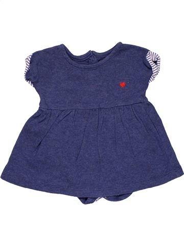 Short jumpsuit girl MOTHERCARE blue 3 months summer #26684_1