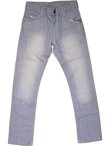 Jeans girl HEMA blue 11 years winter #26797_1