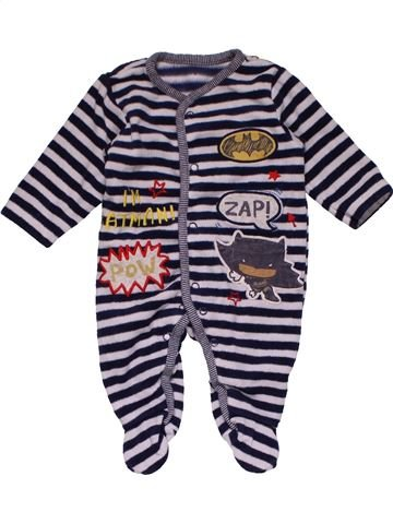 Long jumpsuit boy GEORGE brown new born winter #26815_1