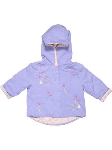 Sweatshirt girl MOTHERCARE gray 3 months winter #2691_1