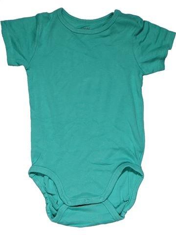Short jumpsuit unisex H&M green 2 years summer #26994_1