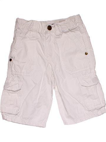 Capri pants boy STACCATO white 4 years summer #27171_1