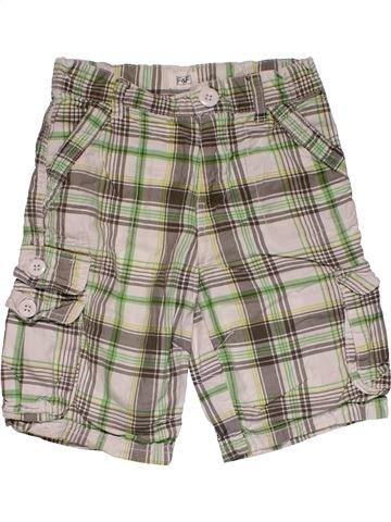 Capri pants boy F&F gray 6 years summer #27443_1