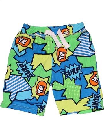 Capri pants boy KIDS green 4 years summer #27698_1