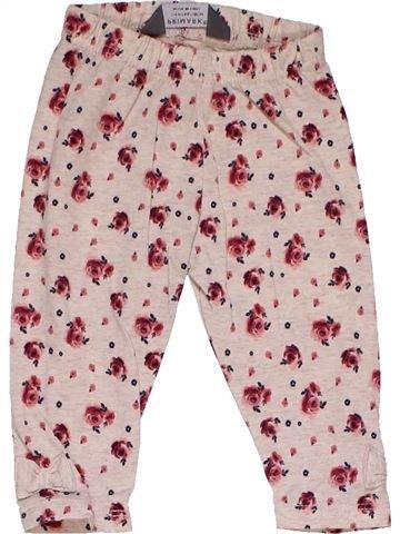 Leggings girl PRIMARK pink 6 months winter #27740_1