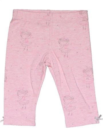 Leggings girl F&F BABY pink 3 months winter #27768_1