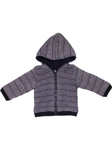 Sweatshirt boy MATALAN blue 9 months winter #27893_1