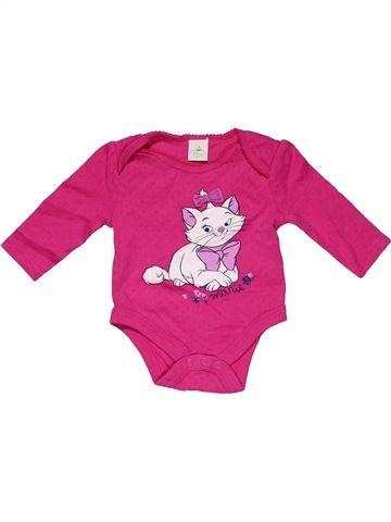 Long jumpsuit girl DISNEY BABY pink 3 months winter #27912_1