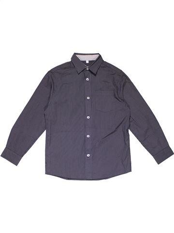 Long sleeve shirt boy C&A blue 10 years summer #28034_1