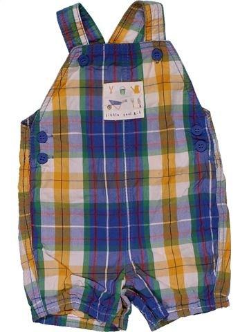 Short jumpsuit boy MOTHERCARE blue 3 months summer #28090_1