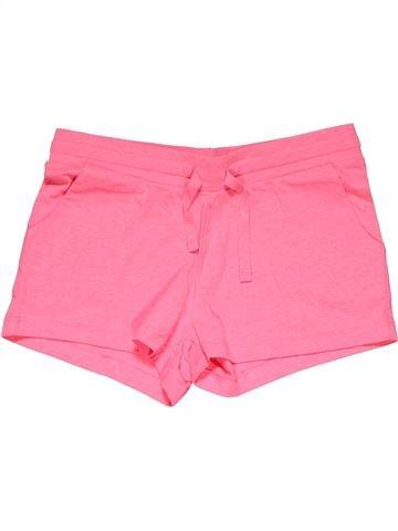 Short pants girl H&M pink 12 years summer #28592_1