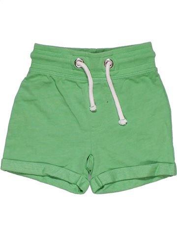 Short pants boy NEXT green 6 months summer #28630_1
