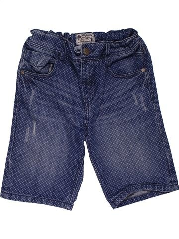 Capri pants girl TU blue 7 years summer #28770_1
