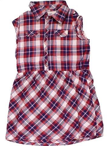 Dress girl H&M purple 6 years summer #28860_1